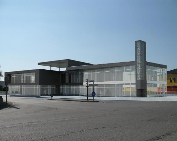 I.C.G. BUILDING