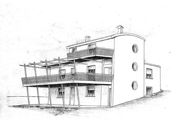 S.F. HOUSE